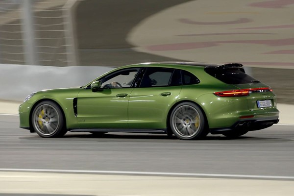 Video: Porsche Panamera GTS - Rij-impressie