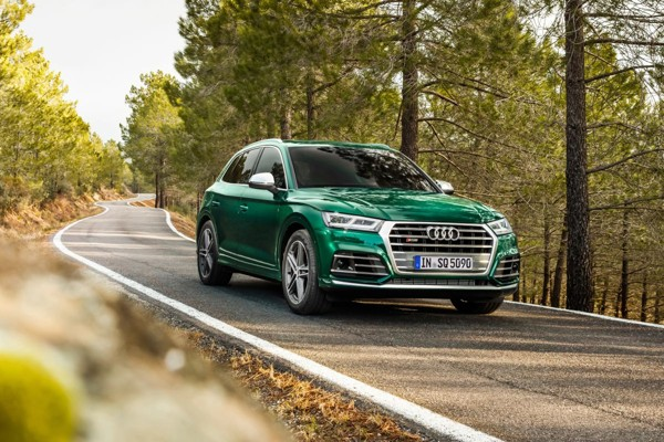 Prijs Audi SQ5 TDI bekend